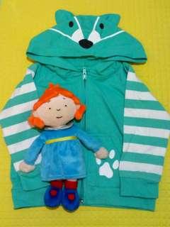 Baby Hoodie Jacket