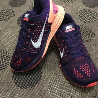 NIKE Authentic Lunarglide 7 Running Shoes Size US 7
