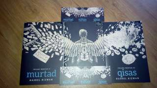 Novel fixi - trilogi murtad (1-3 end)