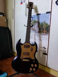 Gibson SG menace