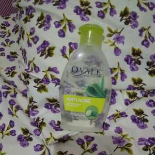 Ovale facial lotion