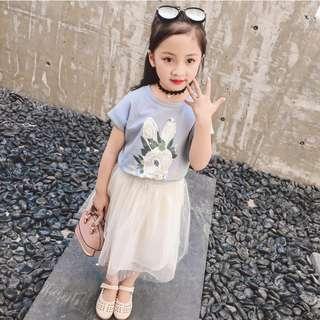 kids fashion girl set
