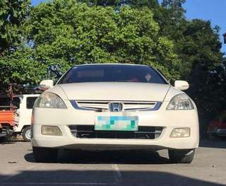Honda Accord White