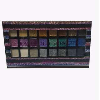 Jeweled Glitter Palette