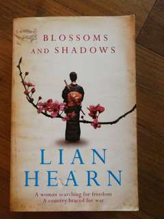 Blossoms and Shadows by Lian Hearn