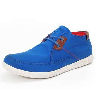 Diesel Men Shoes (100% Original / REAL) goods in stock  Y00695-PR125-T6084 天藍色 Blue