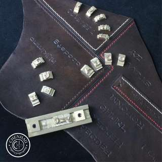 Personalized luggage tag/name tag/labels .Customize Embossing/ stamping! addtion cost $5(1-6 alphanumeric)