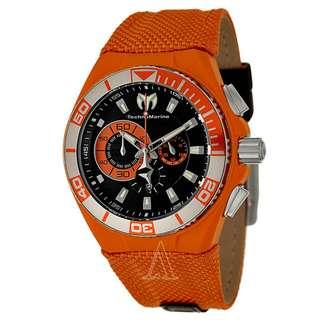 Technomarine cruise locker chrono watch