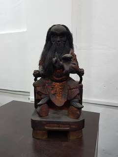 Huat zhu gong 神像 / kimsin