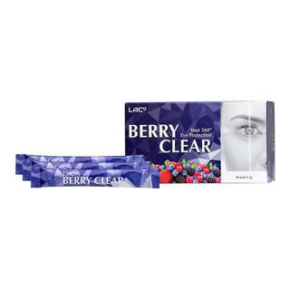 Berry Clear *Good for Eyes*