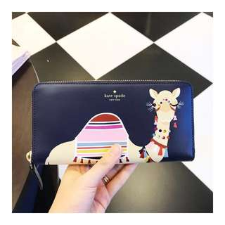 READY STOCK KATE SPADE SPICE THINGS UP WALLET