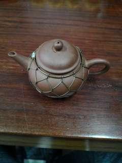 Teapot 茶壶 老紫泥