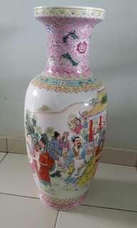 Porcelain Vase 仕男论文
