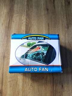 BNIB Solar Powered Auto Fan