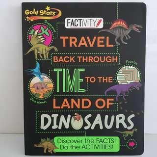Factivity Land of Dinosaurs