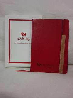 Kidzania Notepad (New)