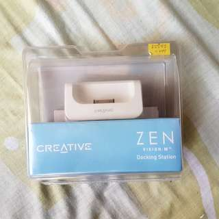 CREATIVE ZEN Docking Station for ipod Classic