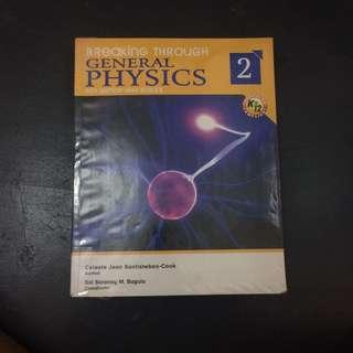 General Physics Book 2 for Senior High School