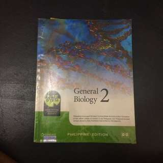 General Biology Book 2 for Senior High School