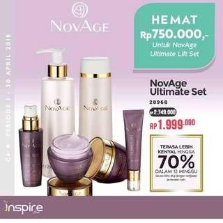 Skin care NOVAGE ULTIMATE LIFT set