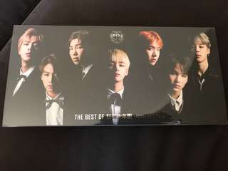 BTS Best of Korea Ver.