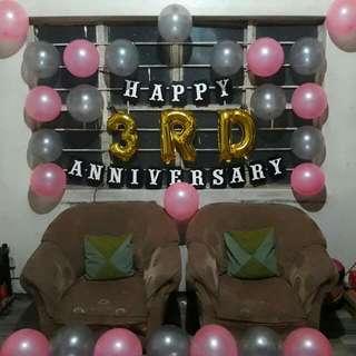Happy Anniversary Banner
