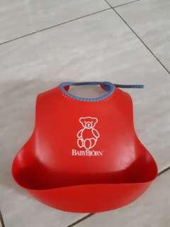 Baby Bib Karet / Slaber makan