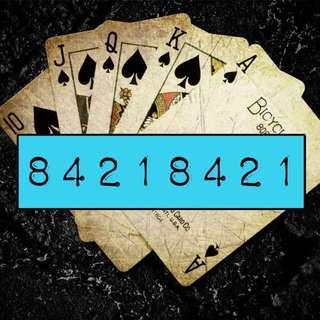 Prepaid Golden Number