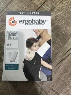 BNIB Ergobaby Teething Pads