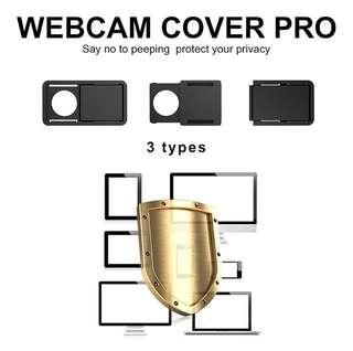 Webcam Sliding Cover