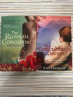 Kate Furnivall - The Russian Concubine & The Concubine's Secret