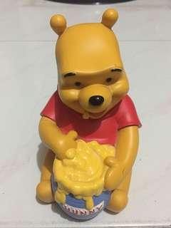 Winnie The Pooh coin bank