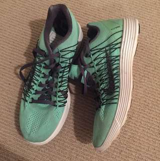 Nike free run sneakers runners shoes size 8