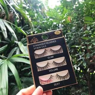 3D Eyelashes False Lashes