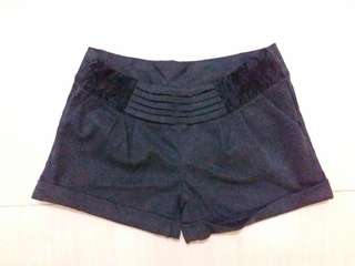 Hot pants (dark grey)