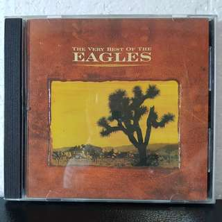CD》The Very Best Of The Eagles
