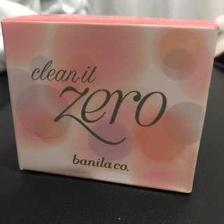 Banila Co clean it zero cleanser
