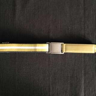 CK Calvin Klein Expandable Belt