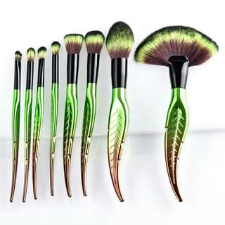 8 Pcs Brush Set