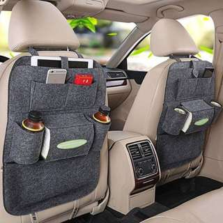 Multi-Purpose Car Back Seat Organizer (2 pcs)
