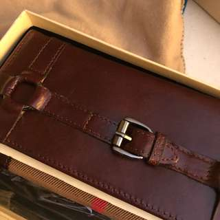 Burberry Wallet (Coffee 9500)