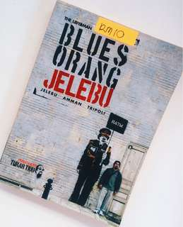 Blues Orang Jelebu by THE_LIBYAMAN