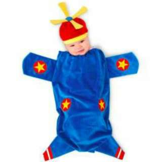Dream Weavers Baby Airplane Newborn Infant Costume