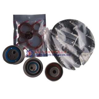 OEM Timing Belt Kit SET (Chery Eastar 2.4, Proton Perdana 2.0)