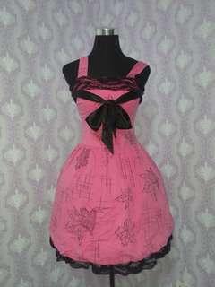 Pink Lolita OP