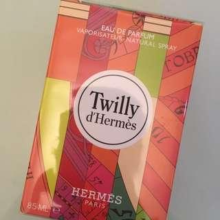 85ml Hermes twilly perfume
