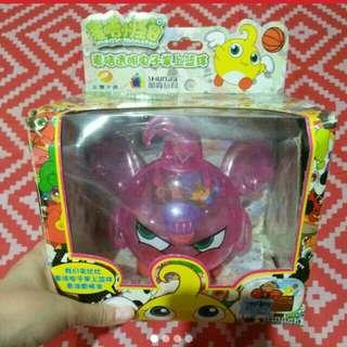 Toy kingdom magic monster