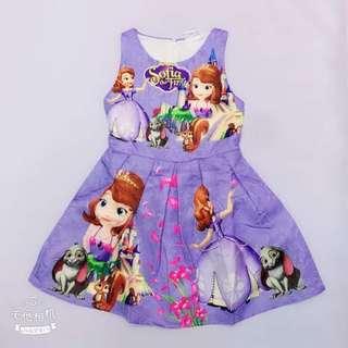 APR 18 KIDS DRESS (DYG)
