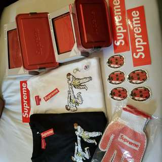 supreme storage box