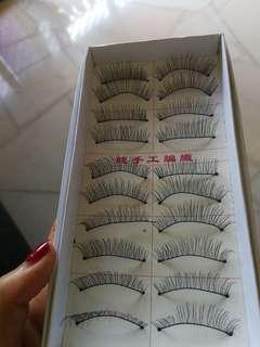 Taiwan hand making Eyelash